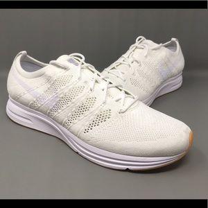 Nike Flyknit Trainer White